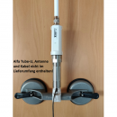 KIT Double Suction Cup Mount and ARA 175 with Alfa TSM1 for Alfa Tube Series
