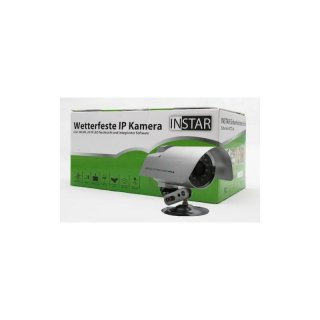 INSTAR IN-2901 IP network camera outdoor (IP65) with nightvision silver