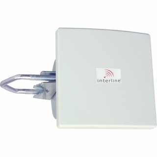 [B-WARE] Interline PANEL8 IP-G08-F2425-HV wifi 2,4GHz 8dBi directional antenna