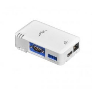 Ubiquiti mFi mPort SERIAL - IP Gateway for serial devices