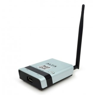 Alfa R36A WLAN Range Extender Router and Repeater for WLAN and LTE/UMTS 3G/4G