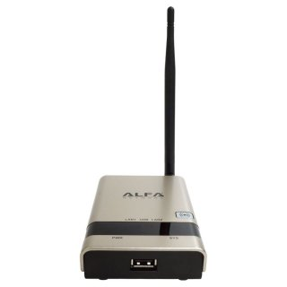 Alfa R36AH WLAN Range Extender Router and Repeater for WLAN and LTE/UMTS 3G/4G